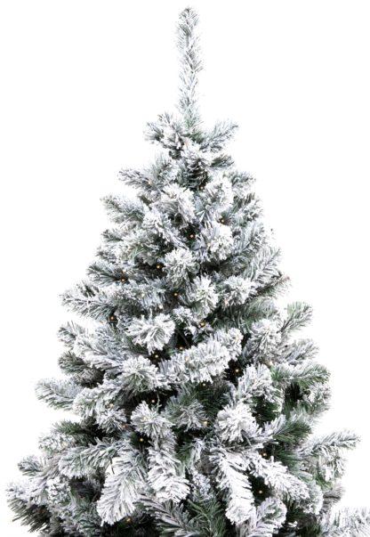 Flock kunstkerstboom sneeuw
