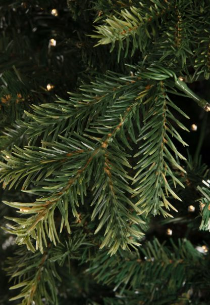 Groene kunstkerstboom