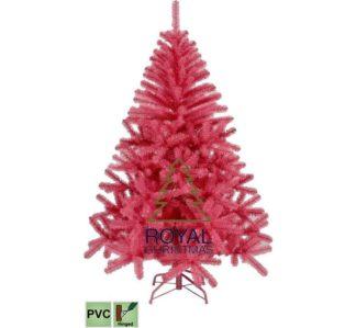 Roze kerstboom Maine Pink